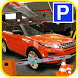 4x4 Prado SUV Luxury Car Multi Story Parking Plaza by Future Action Games