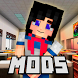 Mods Yandere for Minecraft PE by nas44che