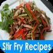 Stir Fry Recipes by melanie app