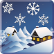 Snowflakes Live Wallpaper by ITWizard.pl