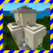 Try Find Button. MCPE map by Longday Entmt