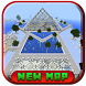 Egaland City MCPE map by LuckyD