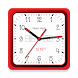 Square Clock Android HD by Clock