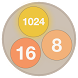 2048: Circles by Oscar van der Schaaf