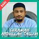 Ceramah Abdullah Taslim by Kasmee Studio