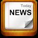 오늘의 뉴스 (모바일 newspaper 모음) by tongji entertainment