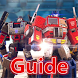 Guide Transformers Earth Wars by Top Level Guide