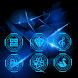 Deep Blue Machine by theme developer