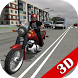 Russian Moto Traffic Rider 3D by MobGames3D