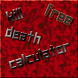 Kill Death Calculator - Free by Donaldson Dev