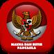 Makna dan Butir Pancasila Offline by arenadroid