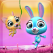Bugsy Dash Bunny the Runner by Mad Quail