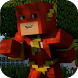 Mod Fast Hero for MCPE by Kate Best Mods