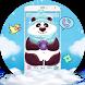 ????????????Winter Snow Kawaii Panda Theme by Cute Theme Art Studio