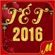 Lời chúc – Thiệp Tết 2016 by Midas Game