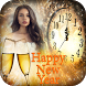Happy New Year Photo Frames by Quickapps