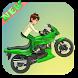 BEN MOTORBIKE 10 by META_TOP_APP