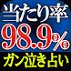 【当たり率98.9%】ガン泣き占い◆脳理論霊視 by Rensa co. ltd.