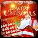 Merry Christmas Keyboard by Echo Keyboard Theme