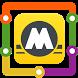 Liverpool Metro Map by Transopolis