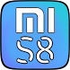 MiUX - MIUI S8 UX ICON PACK HD by Cris87