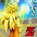 Goku Super Saiyan Dragon Battle 2017 by wonder kid studio