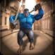 Incredible Monster Superhero City Battle