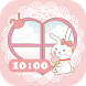 mochimichan-Cute Clock-Free by NOS Inc.