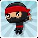 Falling Ninja by Pixel32