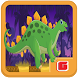 Stegosaurus Dino - Car Robots by IGRI Studio