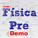 Formulario de física PRE Demo by Pocket Learning Mobile