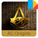 Assassins Creed Origins Xperia™ Theme by Twenty Two