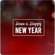 Top SMS Bonne Année 2017 by JeeApps