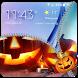 Halloween Zipper Lockscreen 2018 by FunnyGalaxy-BestAppsGames Corp