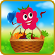 Fruits and Vegetables For Kids by Little Play Studio