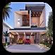 Desain Rumah Minimalis Modern 2018 by Om_njud Developer
