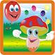 Toy balloons & funny mushrooms by VVVStudio