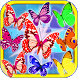 Butterfly Garden Clash by Bubble Free Games