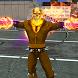 Ghost Fire Skull Hero by Cipher Coders