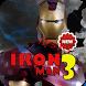 Hint Iron Man 3 2018 by nabiha.inc