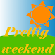 Prettig weekend by thanki