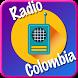 Radios de Colombia Gratis by Wikomm Apps
