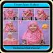 Pashmina Hijab Tutorial Ideas by civam apps