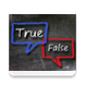 True or False trivia game by TFapps.net