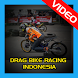 Drag Bike Racing Indonesia by The Music Company