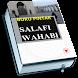 Buku Pintar Salafi Wahabi App / Harakah Islamiyah by Pejuang Aswaja