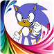 How To Color Sonic Games by LidaApps
