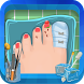 Toe Surgery Doctor Game by FrolicFox Studios