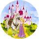 Princess Rapunzel & Maximus raiponce jungle advent