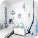 wall decorative painting by Basilomio